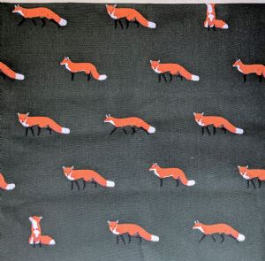 Tablecloth in Sophie Allport Fox